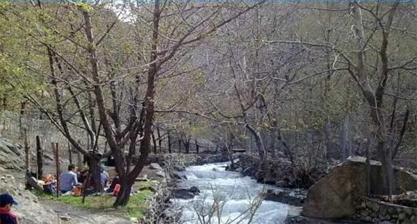 روستا و آبشار رندان|اجاره خونه