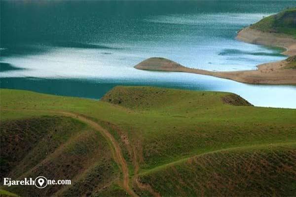 دریاچه سد لتیان جاجرود