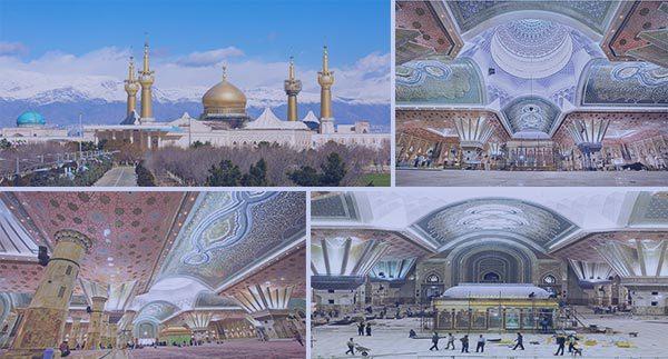 مرقد امام خمینی(حرم امام خمینی)|اجاره خونه