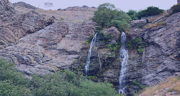 آبشار دوقلو شمیرانات | اجاره خونه