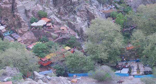 دره و رودخانه دربند |اجاره خونه