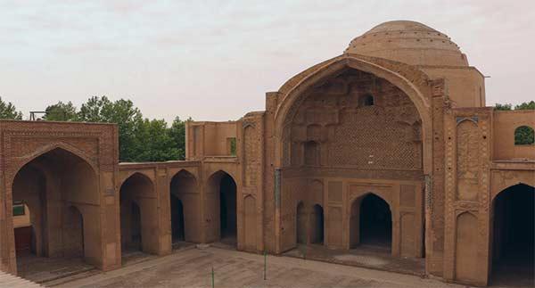 مسجد جامع ورامین کجاست| اجاره خونه
