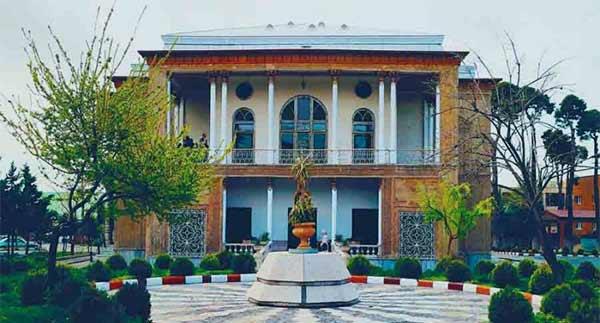 موزه جنگ خانه تیمورتاش | اجاره خونه