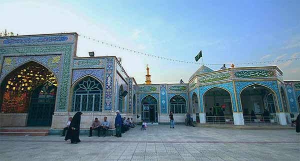 امامزاده معصوم تهران | اجاره خونه